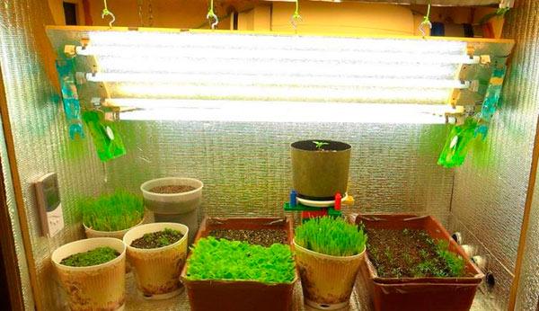 Светоотражатели усиливают эффективность подсветки